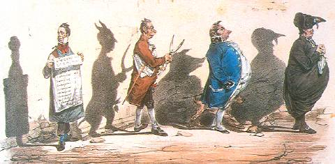 illustration by Joseph Dejacque, anarchiste